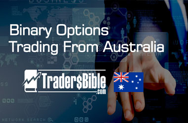 Is binary options trading legal in australia