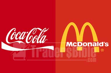 Coca Cola and McDonald's