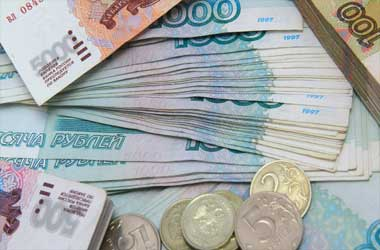 Russian Ruble Falls to Near 5-Month Low