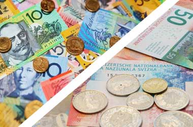 Interest rate differentials signal uptrend in AUD/CHF pair