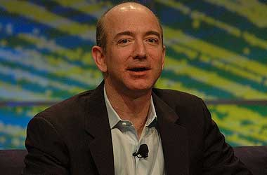 "Jeff Bezos Knocks Bill Gates Off Forbes ""Richest Americans"""