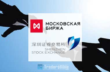 Russia & Chinese Stock Exchanges Sign Cross-Border Trading Deal