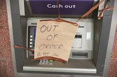 Bank & ATM Closures Result In UK Cash Shortage