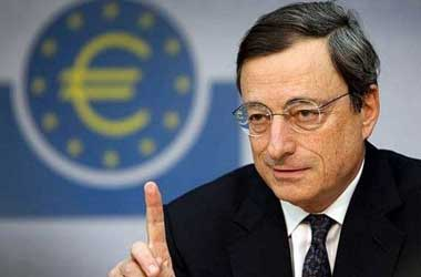 ECB's Draghi – 'Serious Slump' Not Expected Despite Weaker Growth